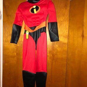 Incredibles 2 Dash Boys Halloween Costume s 4/6